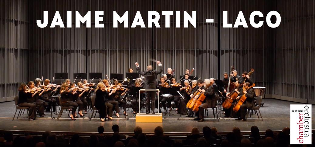 Jaime Martin – LACO