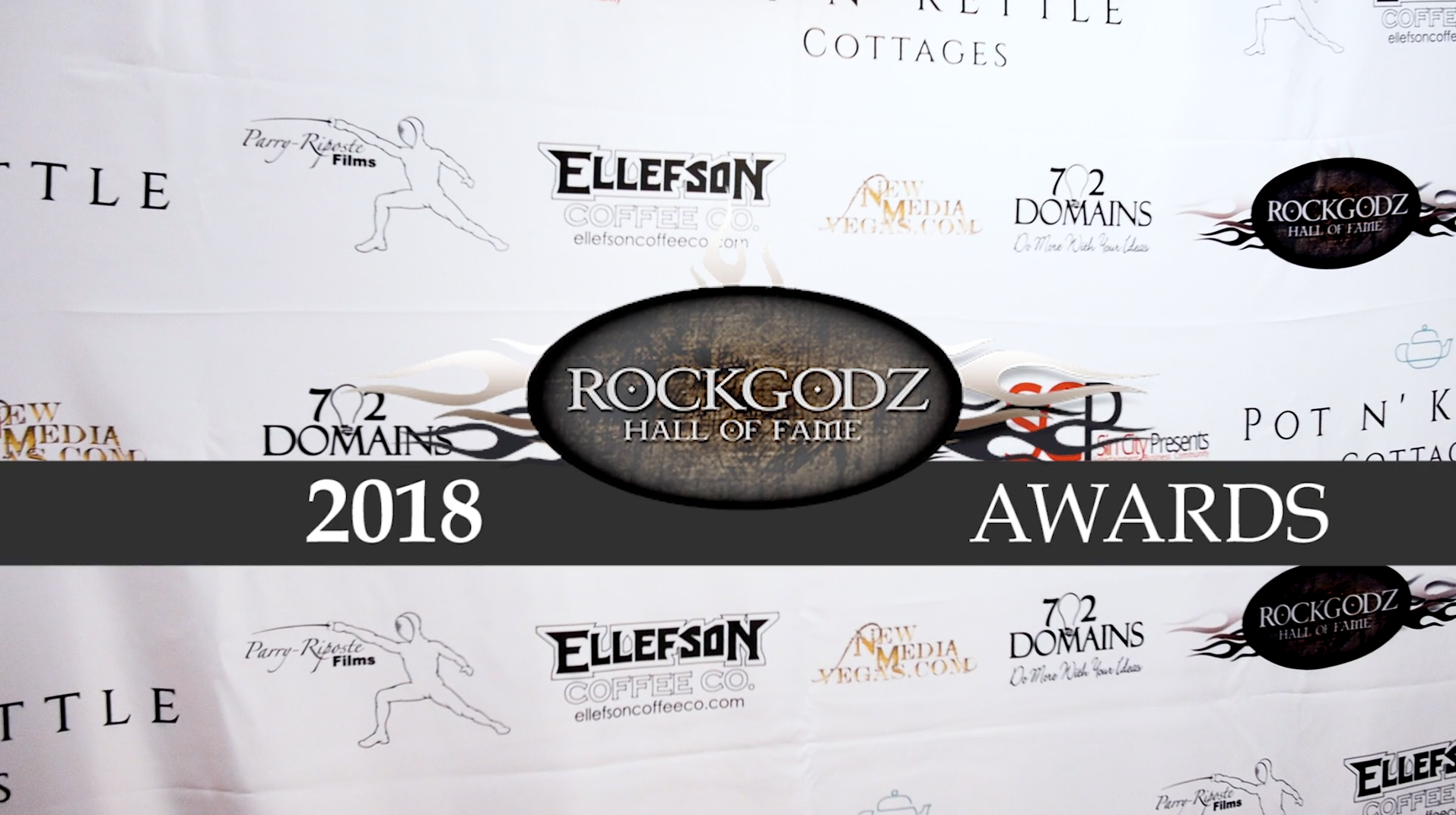 2018 Rock Godz Hall of Fame